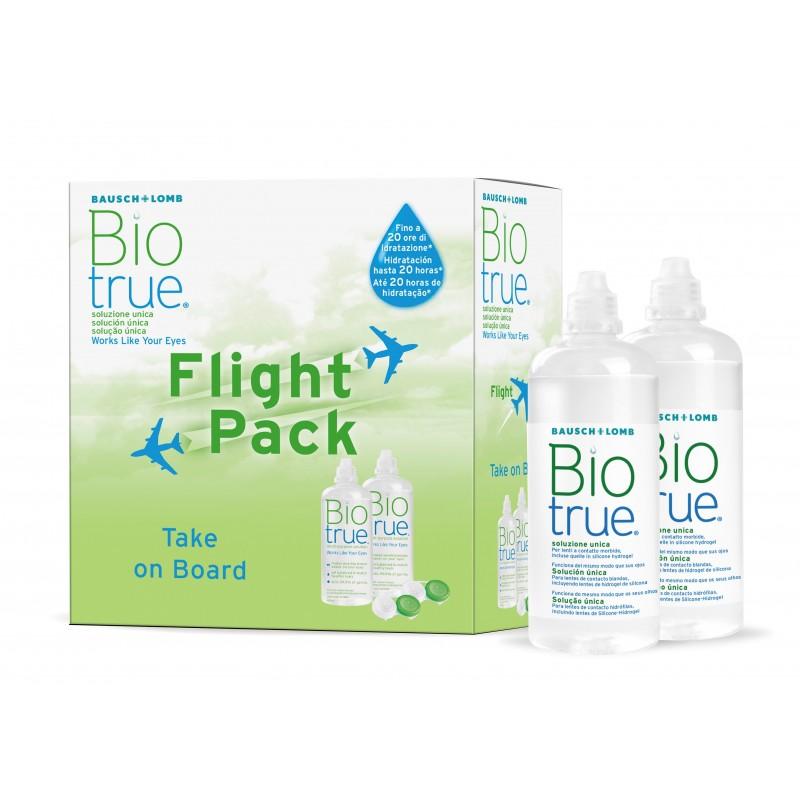 Flight Pack 2 Biotrue 100 ml