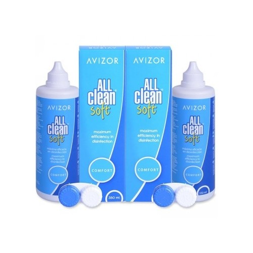 All Clean Soft 2 x 350 ml