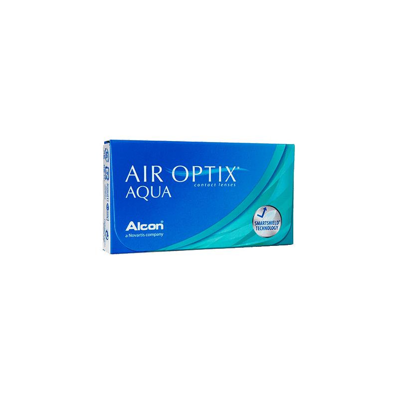 Air Optix Aqua 3