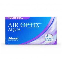 Air Optix Aqua Multifocal 3