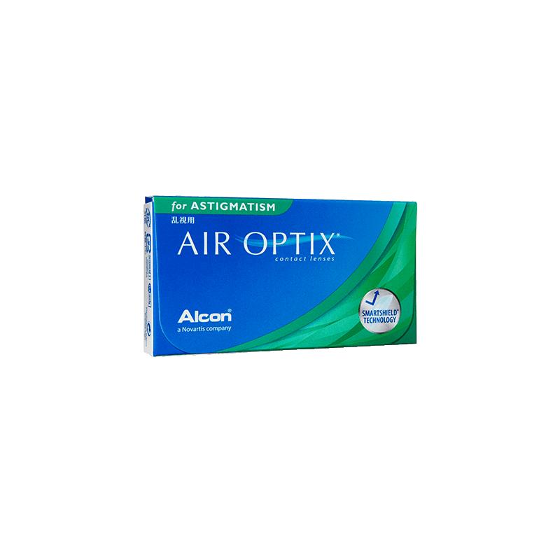 Air Optix for Astigmatism 6