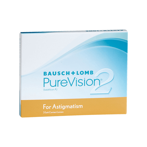 PureVision 2 for Astigmatism 3