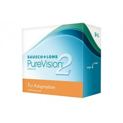 PureVision 2 for Astigmatism 6