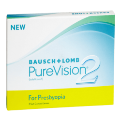 PureVision 2 for Prebyopia 3