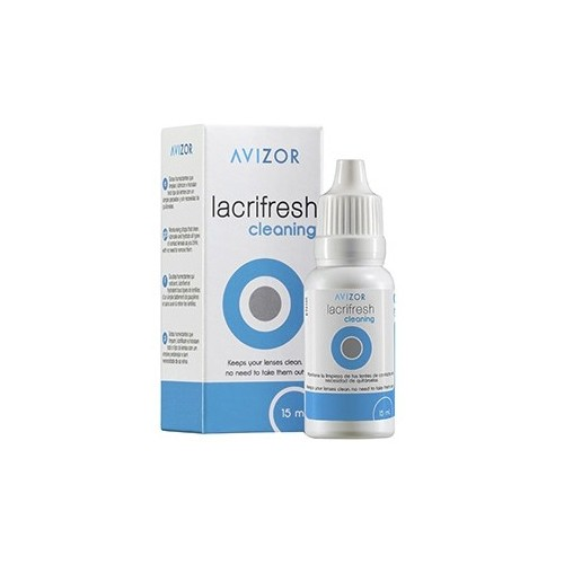 Lacrifresh Cleaning Multidosis 15 ml
