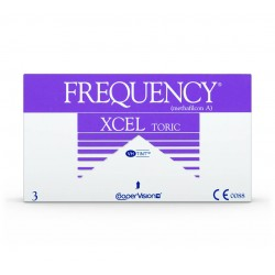Frecuency Xcel Toric