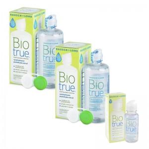 Biotrue 2x300 ml + 60 ml