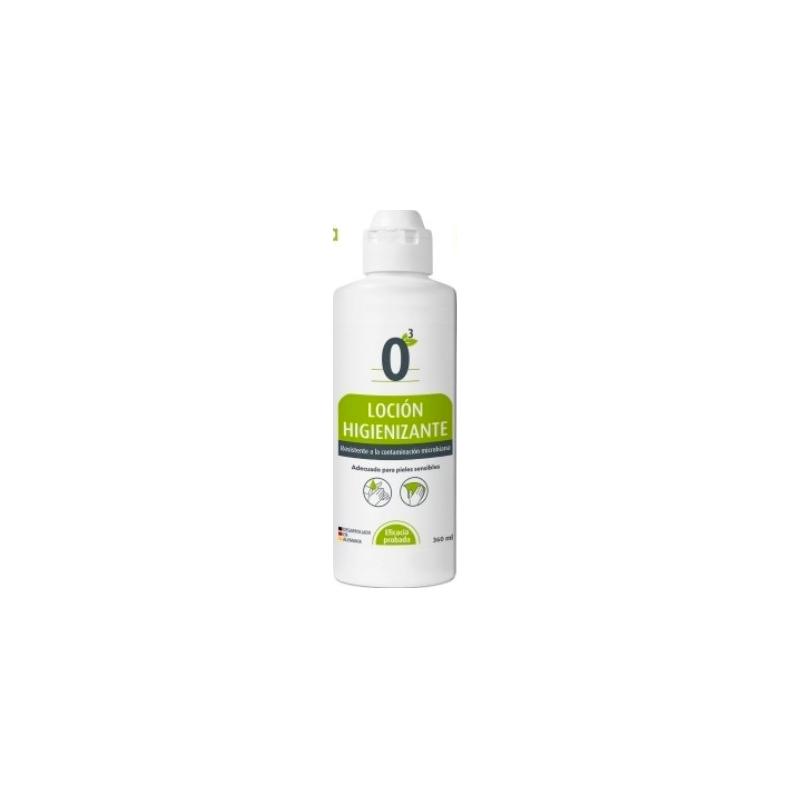 Loción Higienizante 360 ml