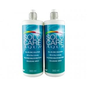 Pack 2 SoloCare Aqua 360 ml