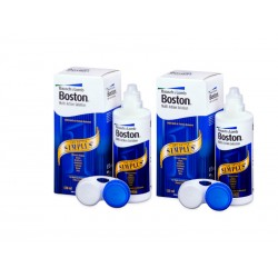 Pack 2 Boston Simplus 120 ml