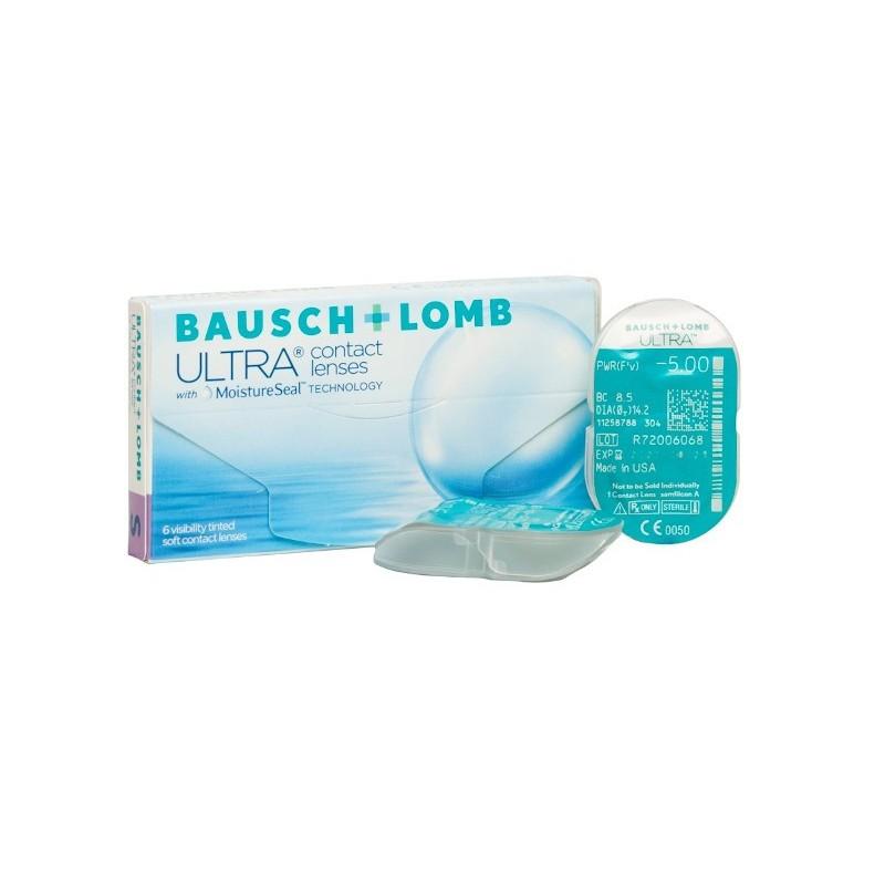 Bausch & Lomb ULTRA 6 uds.