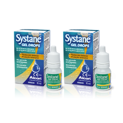 Pack 2 Systane Gel 10 ml