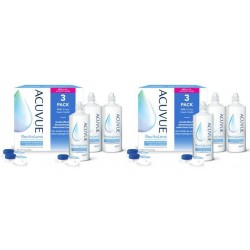 Pack 6 Acuvue Revitalens 360ml